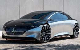 Siêu phẩm xe điện EQS của Mercedes-Benz tiếp tục lộ thông số: chạy gần 800 km cho một lần sạc