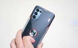 Nếu là fan Marvel, bạn không thể bỏ qua chiếc điện thoại giá 10 triệu này