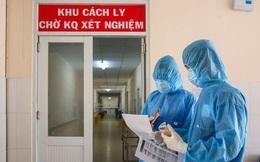 Chiều 6/4, Việt Nam ghi nhận 11 ca mắc COVID-19 mới