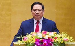 Thủ tướng Phạm Minh Chính trình Quốc hội phê chuẩn miễn nhiệm một Phó Thủ tướng, và một số Bộ trưởng