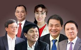Forbes: 6 tỷ phú Việt Nam sở hữu gần 17 tỷ USD, độ tuổi trung bình 55