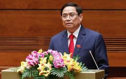 Thủ tướng Phạm Minh Chính trình miễn nhiệm Phó Thủ tướng Trịnh Đình Dũng và 12 thành viên Chính phủ