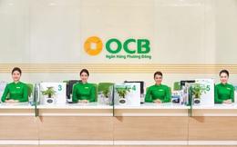 OCB đặt mục tiêu lợi nhuận 5.500 tỷ đồng, dự kiến chia cổ tức tỷ lệ 25% trong năm nay