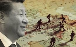 """""""Rồng Trung Quốc giương vuốt"""" ở Trung Đông: Vành đai, Con đường hồi sinh và thông điệp đanh thép gửi Mỹ"""