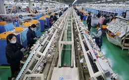 Nỗi lo lạm phát ngày càng trở nên căng thẳng khi Trung Quốc 'tăng giá' với cả thế giới