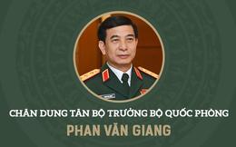 Chân dung tân Bộ trưởng Bộ Quốc phòng Phan Văn Giang