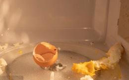 4 loại thực phẩm tuyệt đối không nên đun nóng trong lò vi sóng, vừa có nguy cơ phát nổ, vừa không tốt cho sức khỏe