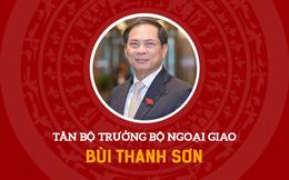 [Infographics]: Tiểu sử Bộ trưởng Bộ Ngoại giao Bùi Thanh Sơn