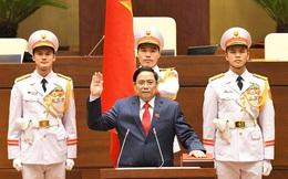 Quốc hội thông qua Nghị quyết phê chuẩn Thủ tướng Phạm Minh Chính là Phó Chủ tịch Hội đồng Quốc phòng và An ninh