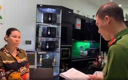 Vụ đại gia biệt thự dát vàng cho vay lãi nặng: Nữ đại gia Vũng Tàu bị bắt
