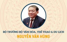 Chân dung tân Bộ trưởng Bộ Văn hóa, Thể thao và Du lịch Nguyễn Văn Hùng