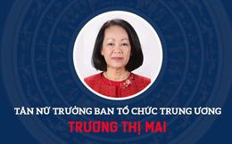 Chân dung Trưởng Ban Tổ chức Trung ương Trương Thị Mai