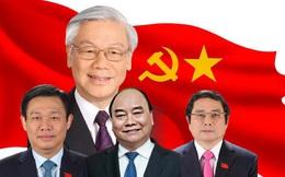 23 Ủy viên Bộ Chính trị, Ban Bí thư thay đổi chức danh ra sao sau kiện toàn, sắp xếp