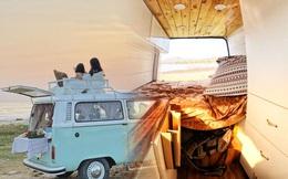 """Du lịch bằng mobihome đang """"bùng nổ"""" ở Việt Nam có gì hấp dấn đến vậy? Chi phí cải tạo lên đến hàng trăm triệu VNĐ, nhưng trải nghiệm """"phượt"""" giữa thiên nhiên lại vô cùng xứng đáng"""