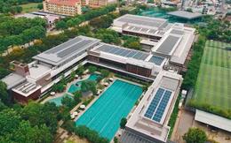 Khu phức hợp thể thao đầu tiên tại Tp.HCM vận hành hoàn toàn bằng năng lượng mặt trời