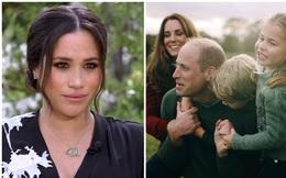 Cách đáp trả thâm sâu của vợ chồng Công nương Kate: Chỉ đoạn video gia đình cũng đủ khiến nhà Meghan câm nín