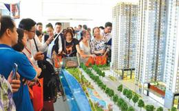 Tín dụng bất động sản dồn về Hà Nội và TP. HCM