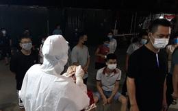 Bắc Giang phong tỏa 3 thôn, lấy mẫu xét nghiệm 15.000 người trong đêm