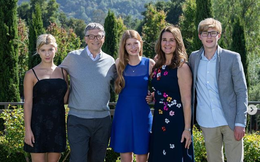 """3 con nhà tỷ phú Bill Gates - tinh hoa của cuộc hôn nhân 27 năm cùng vợ cũ: Nhìn profile học tập khủng chỉ biết xuýt xoa """"con nhà người ta"""""""