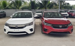 Hyundai Accent tăng tốc, Honda City sụt mạnh doanh số trong tháng 4