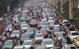 Bộ Tài chính bác đề xuất giảm 50% lệ phí trước bạ ô tô