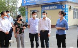 Bắc Ninh kích hoạt 2 bệnh viện dã chiến 600 giường, bắt đầu tiếp nhận bệnh nhân