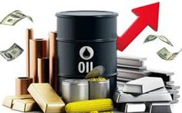 Thị trường ngày 12/5: Giá thép tăng cao kỷ lục, dầu, đồng, quặng sắt... đồng loạt tăng mạnh