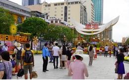 Doanh thu du lịch của TP.HCM trong 4 tháng đầu năm tăng 17%