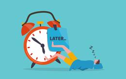 """Ngưng """"lựa giờ đẹp"""" để bắt đầu công việc: Hãy bắt tay giải quyết sự chần chừ với những chiến lược sau đây"""