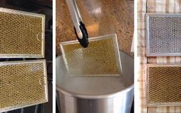 Ám ảnh với đồ dùng nhà bếp bám đầy mỡ, thử ngay 8 mẹo vừa đơn giản vừa tiết kiệm sau