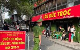 Hà Nội: 21 trường hợp không đeo khẩu trang bị phạt 35 triệu đồng
