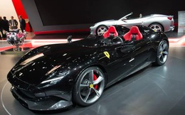 Cristiano Ronaldo sắm siêu xe Ferrari Monza 1,4 triệu bảng