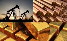 Thị trường ngày 14/5: Giá dầu quay đầu giảm 3%, quặng sắt giảm gần 10%, vàng tăng trở lại