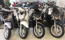 Winner X bán dưới giá đề xuất 10 triệu đồng, Honda SH, Air Blade... đồng loạt giảm sâu