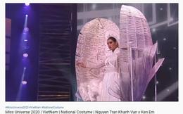 """Khán giả quốc tế phản ứng ra sao trước màn diễn """"tỏa sáng"""" của Khánh Vân tại HH Hoàn vũ Thế giới?"""
