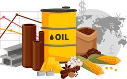 Thị trường ngày 15/5: Giá dầu và vàng tăng, trong khi đồng, quặng sắt, thép… đồng loạt giảm