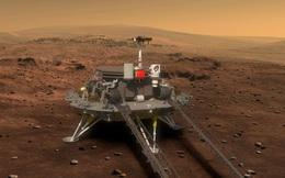 Tàu vũ trụ Trung Quốc hạ cánh xuống sao Hỏa, cuộc đối đầu Mỹ - Trung lan tới hành tinh Đỏ