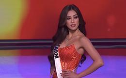Cận cảnh trang phục dạ hội Khánh Vân diện tại Bán kết Miss Universe: Tinh xảo tôn trọn sắc vóc, bất ngờ ý nghĩa sâu sắc đằng sau