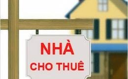 Siết chặt quản lý, chống thất thu thuế với hoạt động cho thuê nhà