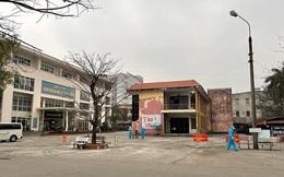 """Hải Dương kích hoạt bệnh viện dã chiến để """"chia lửa"""" với Bệnh viện K"""