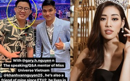 Profile siêu khủng của mentor hướng dẫn Khánh Vân tại Miss Universe: Tốt nghiệp ĐH hàng đầu nước Mỹ, làm quản lý tại Microsoft