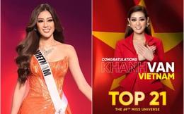 """Để có những giây phút đỉnh cao tại Miss Universe 2020, Khánh Vân đã phải vượt qua không ít chê bai, đau đớn: """"Trong tim tôi, tôi nghĩ mình đã chiến thắng"""""""