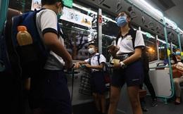 Covid-19 bùng phát, Singapore đồng loạt cho học sinh học online