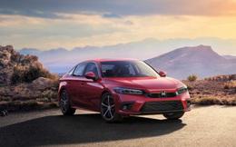 Honda Civic 2022 sắp về Đông Nam Á