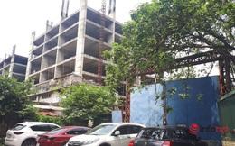 Hà Nội: Dự án 'đắp chiếu' gần thập kỷ, Tổng giám đốc mất hút