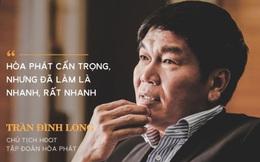 Con trai ông Trần Đình Long đăng ký mua 5 triệu cổ phiếu HPG, quyền phủ quyết của Tập đoàn sẽ trong tay gia đình Chủ tịch