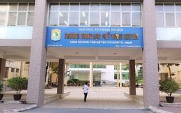 Hà Nội có một trường THPT mà thí sinh cả nước đều mơ ước được vào, nghe tên cựu học sinh là biết trường thuộc đẳng cấp cao