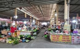 Người dân Bắc Ninh thực hiện đi chợ theo thẻ
