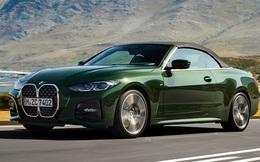 BMW 4-Series 2021 nhận cọc tại Việt Nam: Giá từ hơn 3 tỷ, mui trần, có gói M Sport và 'lỗ mũi' khổng lồ gây chú ý