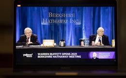 Warren Buffett trong cuộc họp mới: Nhận định SPAC và Robinhood chỉ là trò cờ bạc, chia sẻ lý do bán cổ phiếu hàng không, đưa ra lời khuyên cho nhà đầu tư mới